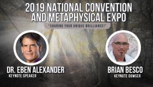 Annual Dowsing Conference & Metaphysical Expo Keynote speakers