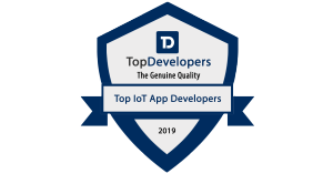 Top IoT App Development Firms  for 2019