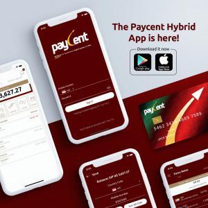 Paycent Phone App