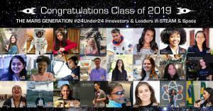 Class of 2019_24 Under 24 Winners_The Mars Generation