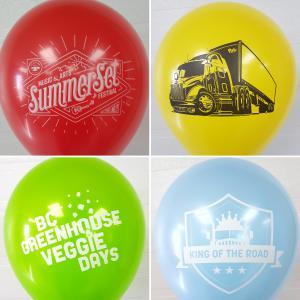 logo baloons printed