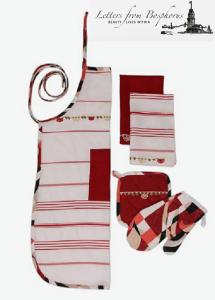 kitchen linen sets