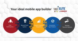 eCommerce mobile app development software