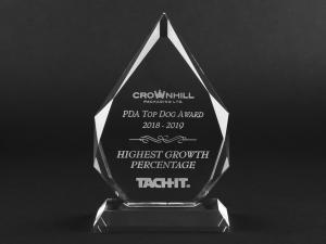 Crownhill - Tach-It Top Dawg Award Photo