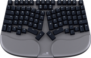 The Most Comfortable Keyboard on the Planet - @TrulyErgonomic