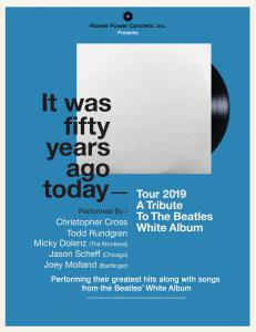 It Was Fifty Years Ago Today Tour Poster