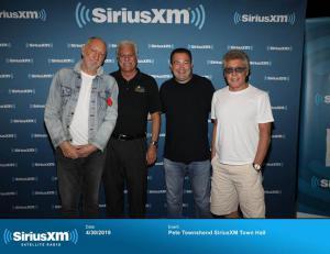 Pete Townshend, Greg Hauptner, Jeremy Ring, Roger Daltrey