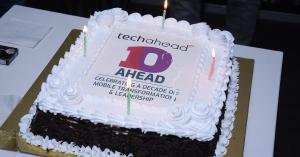 Celebration at TechAhead
