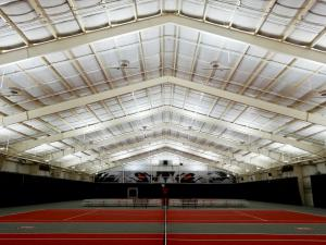 Isenhour Tennis Center -- NCSU