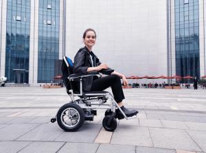 Airwheel smart wheelchair