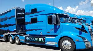 TFX International truck to be converted to Hydrofuel®™ green ammonia fuel with Ammonia Solutions© systems