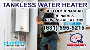 Tankless Water Heater Repair Suffolk Long Island