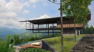 Santani Residences View