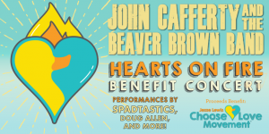 John Cafferty Benefit Concert for the Jesse Lewis Choose Love Movement