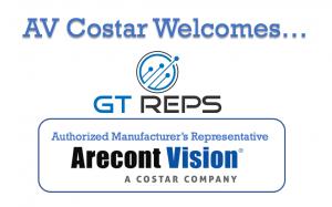 AV Costar Manufacturer's Rep GT Reps