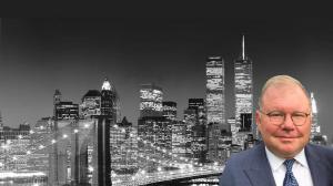 Dennis G. McLaughlin III New York Skyline in the background