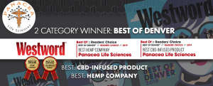 Westword Awards for Panacea Life Sciences