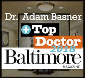 Dr. Adam Basner Top Doctor 2018 Baltimore