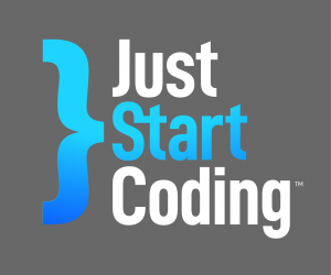 Just Start Coding Company Logo
