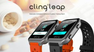 MedTech Image Of Leap Smartwatch Prescription Medication Tracking Devises