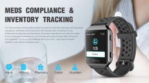 MedTech Leap Smartwatch Prescription Medication Compliance Alert And Tracking Smartwatch