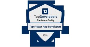 Top Flutter App Developers  for July 2019