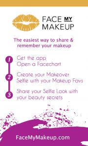 Face My Makeup app instructions