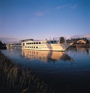 La Boheme on the Rhine river
