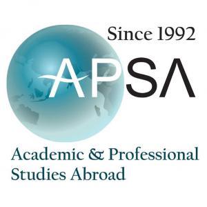 Logo Academic & Professional Studies Abroad (APSA)