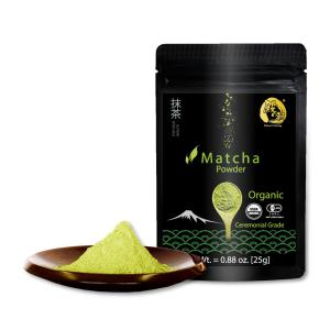Minister's Morning Matcha Powder