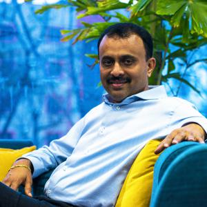 Vishwa Prasad, CEO, People Tech Group