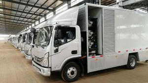 50 trucks ready for registration as Fuel Cell New Energy Vehicles in China