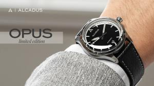 OPUS 39 Jet Black by ALCADUS