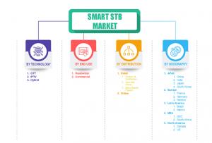 Global Smart Set top box market share and segment report 2024