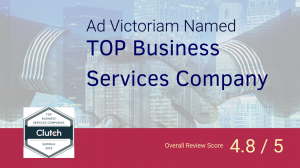 Ad Victoriam Solutions Named a Top Business Services Company