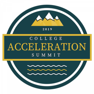 College Acceleration Summit 2019 Logo