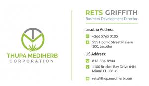 Rets Griffith, Business Development Director