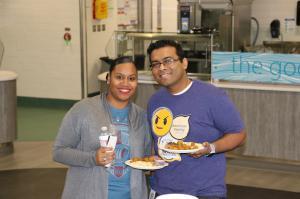 American Fidelity Colleagues Enjoy a Celebration Lunch