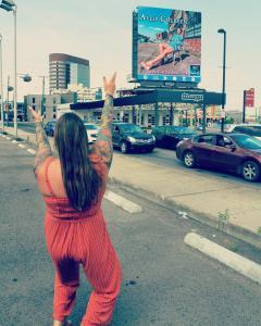 Allie Colleen Billboard Nashville