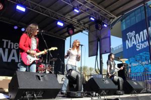 Based in Los Angeles, the band has enjoyed a growing fan following worldwide for its unique music and unconventional approach.