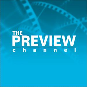 The Preview Channel, movie trailers, video game trailers, star and director interviews, free linear tv channel, advertiser supported