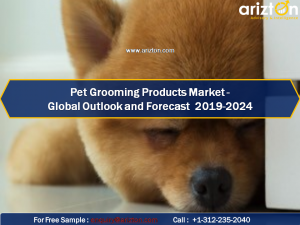 Pet grooming products market - global outlook and forecast 2019-2024