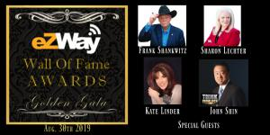 Ten legends who have inspired, created, or have made a difference in this world are attending the eZWay Awards Golden Gala benefiting CHOC Children's Foundation.