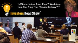 Learn How to Turn Your Idea Into a Reality With Award Winning Inventor Andrea Rose Founder of The Inventors Road Show™ and Creator of Inventing to Win™