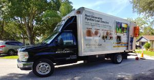 Electro Scan's Field Services Team Provides Hillsborough County With Leak Detection Services Using Its Patented Machine-Intelligent Non-Destructive Technology to Assess Existing Sewer Mains and Rehabilitated Lines.