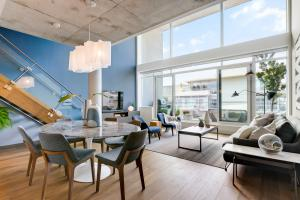 An Open Living Space Perfect For Entertaining