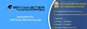 Spymaster Pro cell Phone Monitoring software