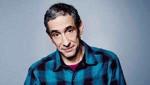 """Douglas Rushkoff, author of the new book, """"Team Human"""""""