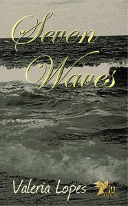 """Book Cover """"Seven Waves"""""""