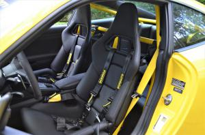 BGB Motorsports 991.2 Carrera GTS Bucket Seats with Harness